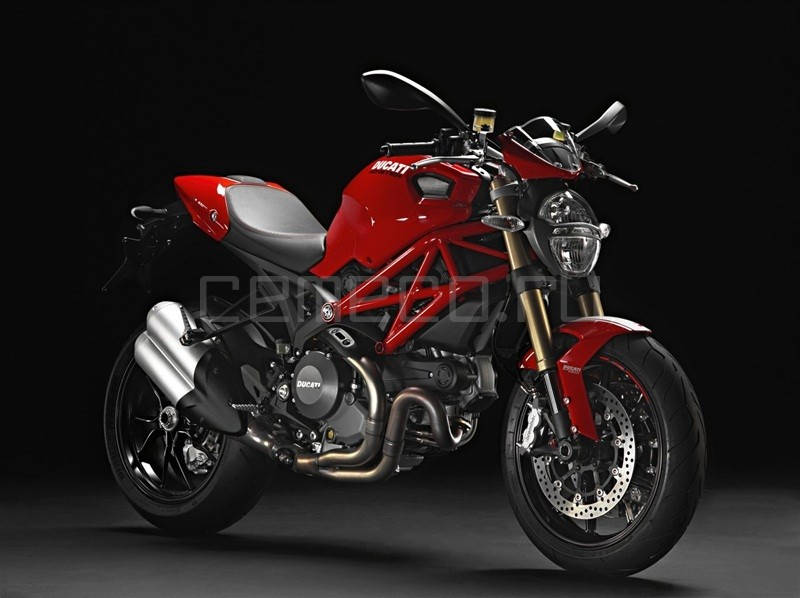2014 Ducati Monster 796 Corse Stripe1