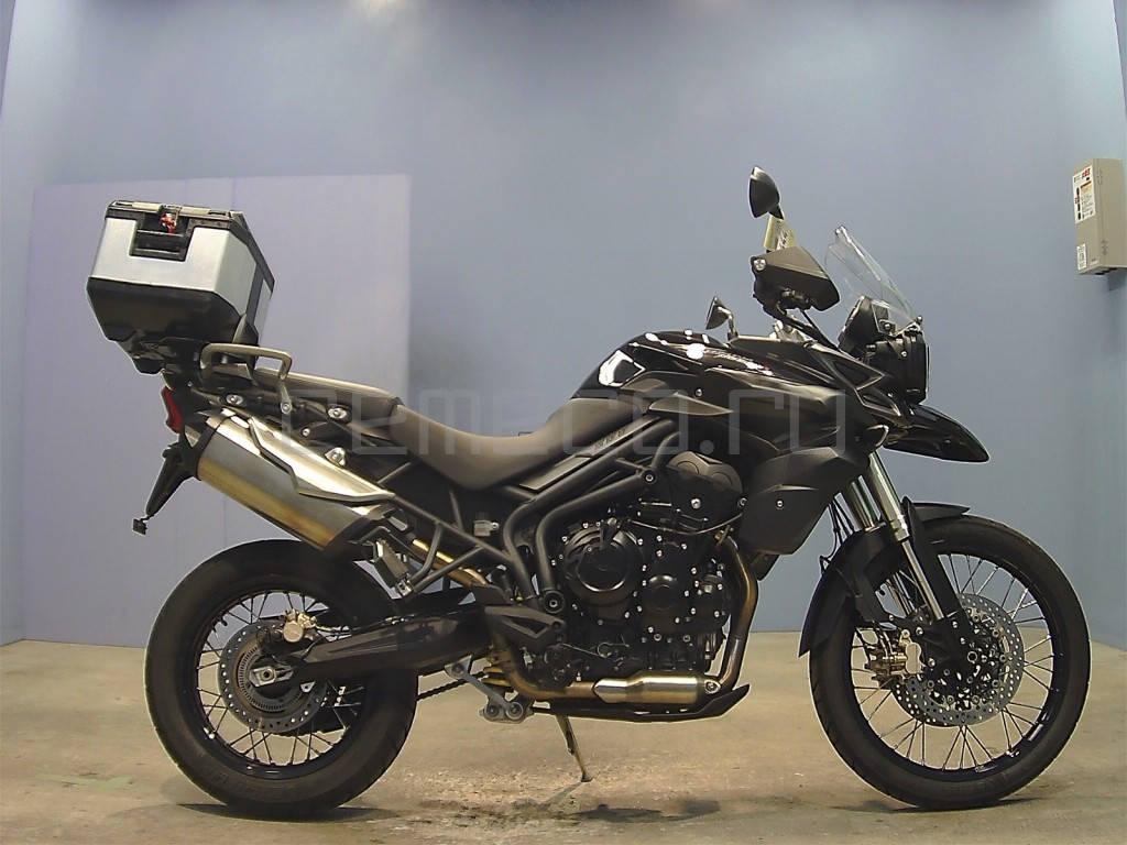 Triumph Tiger 800 Xc Abs 2012 купить в москве с доставкой