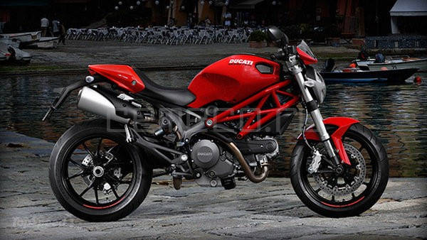 2014 Ducati Monster 796 Corse Stripe3