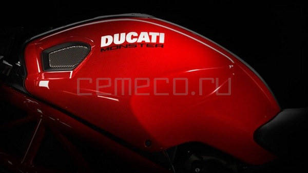2014 Ducati Monster 796 Corse Stripe4