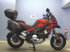 Ducati Multistrada 1200 S GRANTURISMO (2)