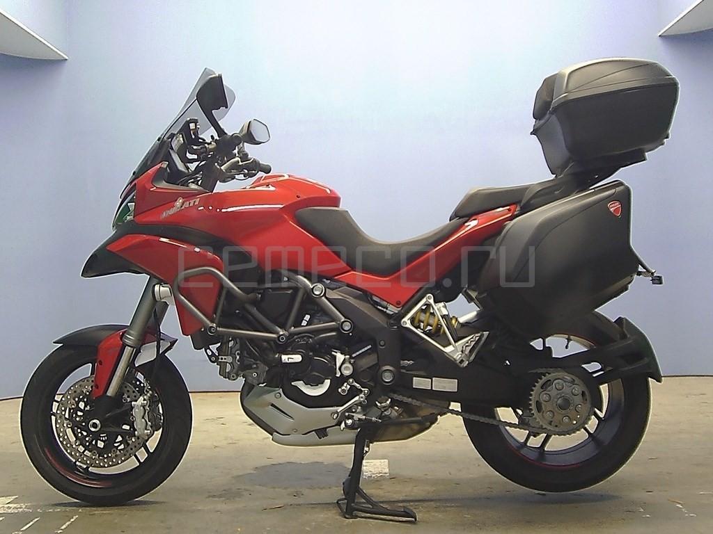 Ducati Multistrada 1200 S GRANTURISMO (5)