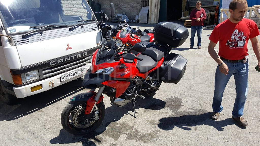 Ducati Multistrada 1200S GT (2)