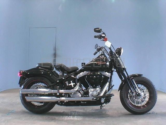 Harley-Davidson FLSTSB Softail Cross Bones (1)