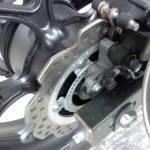Мотоцикл Honda NC 700 SA