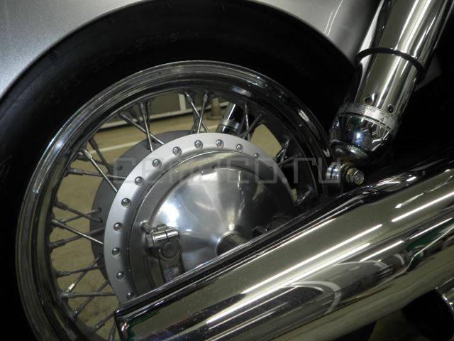 Honda Shadow 400 (22)