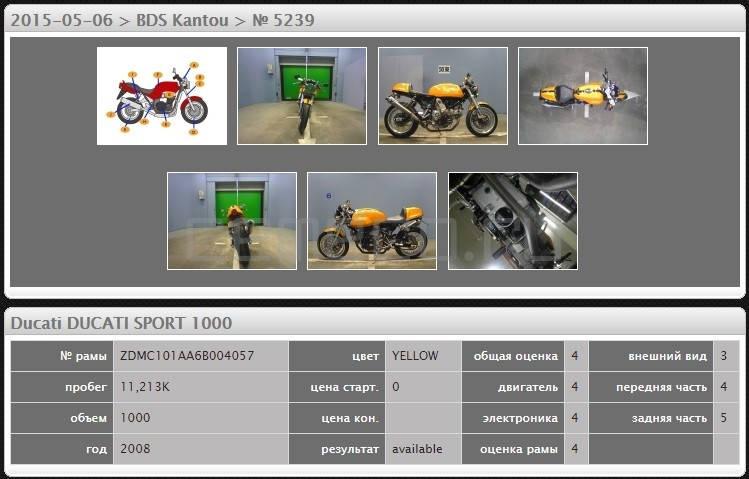 Ducati Sport 1000 (7)