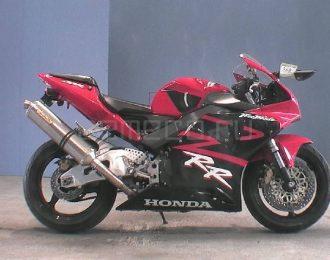 Мотоцикл Honda CBR 954 RR