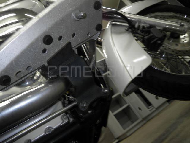 Honda Shadow 400 (25)