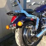 Мотоцикл Honda VTX 1800