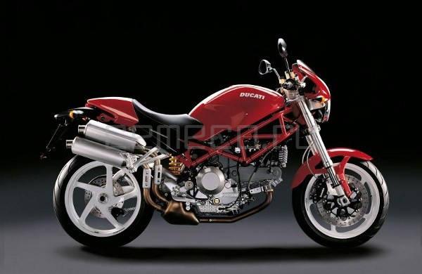 2006 Ducati Monster S2R 1000