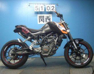 KTM Duke 125 2011 (10km)