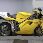 Ducati 748 (5200km)