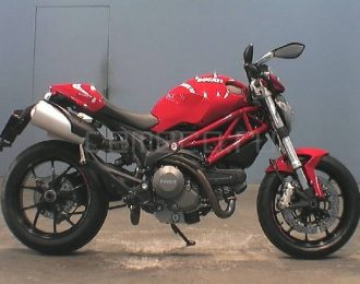 Ducati Monster 796 (4630km)