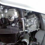 Honda CB400 SFV
