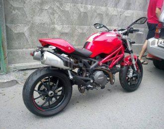 Ducati Monster 796 2011 (4900km)