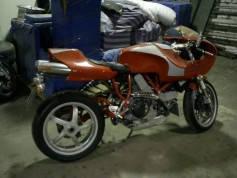 Ducati MH900 Evoluzione (4200km)