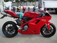 Ducati 848 (12823km)