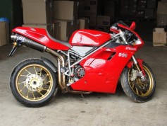 Ducati 996 Strada