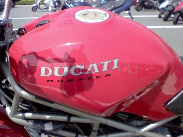 Ducati M900 Monster (5)