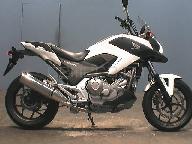 Honda NС 700 X (1)