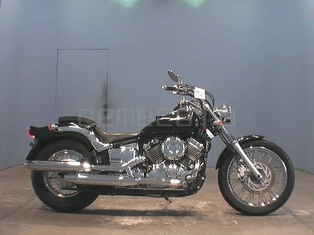мотоцикл Yamaha DRAG STAR 400 (1)