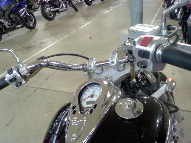 мотоцикл Yamaha DRAG STAR 400 (7)