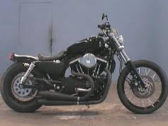 Harley Davidson XL 883 R Sportster