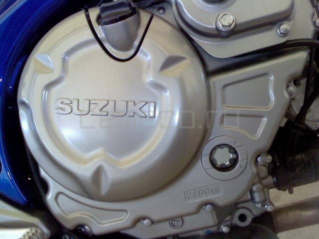 Suzuki Gladius (3)