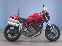 Ducati Monster S2R 1000 2008г. (17299km)