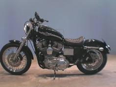Harley Davidson XLH 883 Hugger
