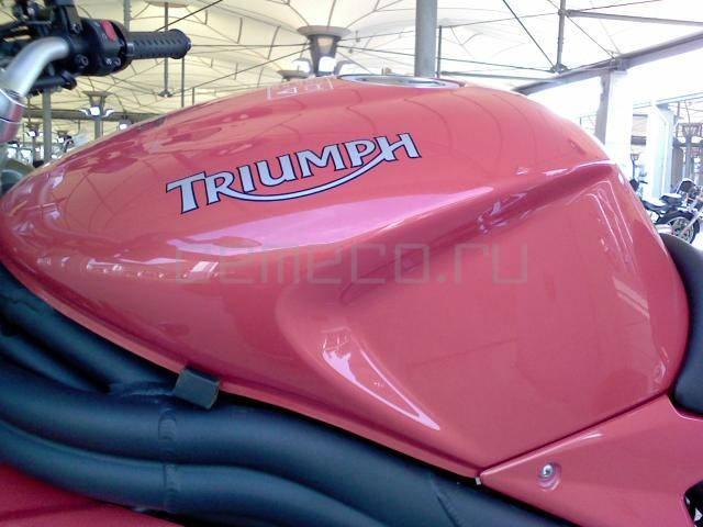 Triumph Speed triple (8)