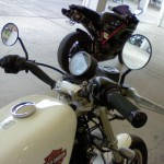 Harley-Davidson XL883R Sportster