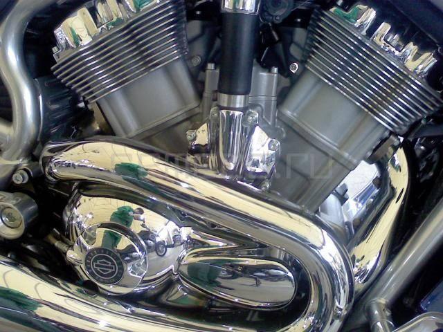 Harley Davidson V-Rod (4)