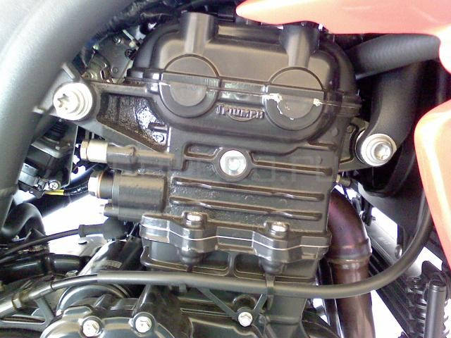 Triumph Speed triple (2)