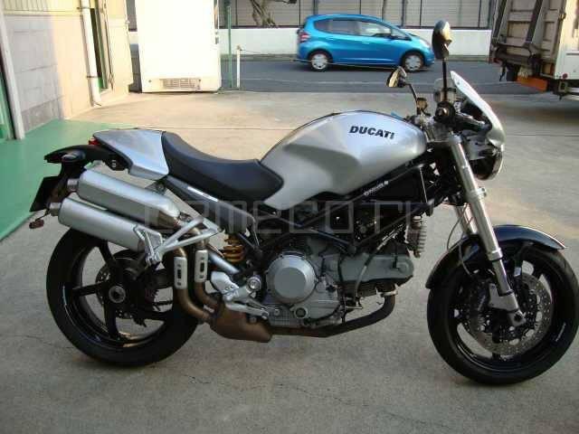 Отзыв: Vaso — Ducati Monster S2R 1000