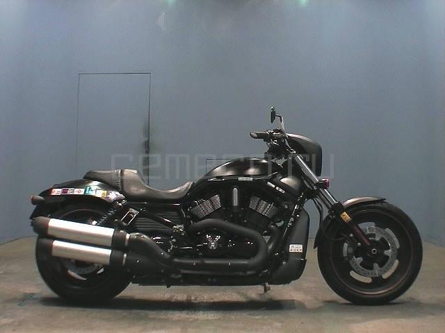 Harley-Davidson Night Rod (1)