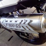 BMW F800GS