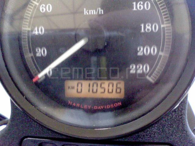 Harley-Davidson Sportster XL1200 N Nightster (13)