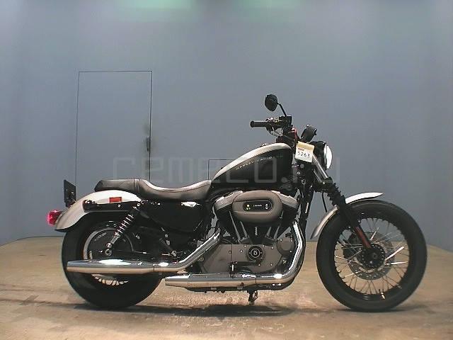 Harley-Davidson Sportster XL1200 N Nightster (1)