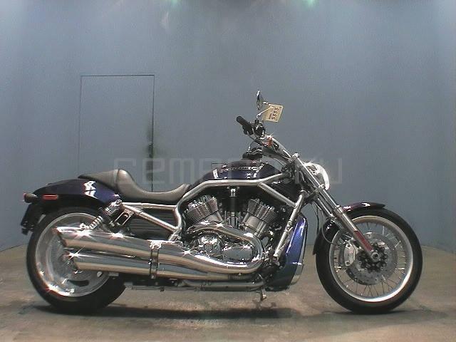 Harley Davidson V-Rod (1)