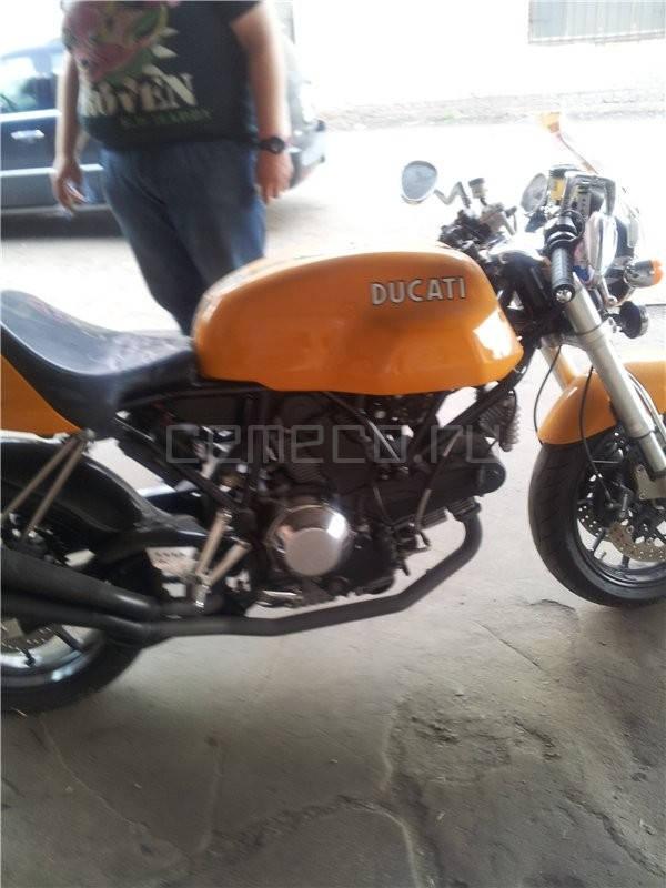 Отзыв: Radical — Ducati Sport Classic