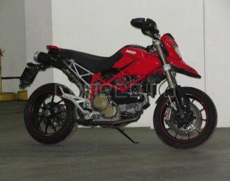 Ducati Hypermotard 1100 S (6906 км)