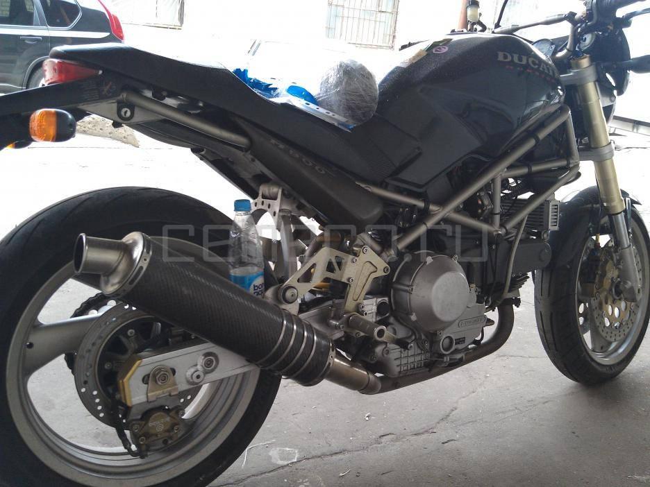 Отзыв: YaPapa — Ducati Monster 900