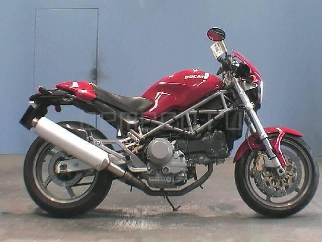 Отзыв: Motyanya — Ducati Monster 900