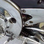 Мотоцикл Suzuki GSX R 750