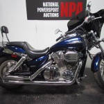 Мотоцикл Honda VTX 1300c