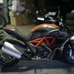 Мотоцикл Ducati Diavel