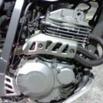 Мотоцикл Honda XR 250 baja