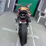 Мотоцикл Honda CBR 1000RR